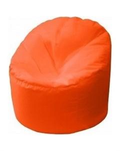 Кресло мешок Бмэ15 оранжевый Пазитифчик