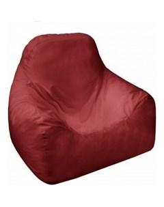 Кресло мешок Бмо17 бордовый Пазитифчик