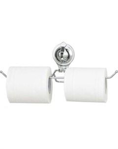 Держатель для туалетной бумаги для 2 рулонов присоске UI 3002 Sakura