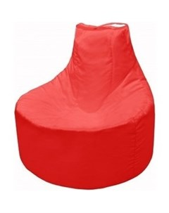 Кресло мешок Бмо12 красный Пазитифчик