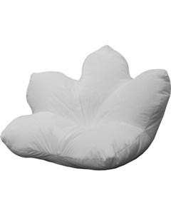 Кресло мешок Бмо13 белый Пазитифчик