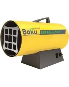 Газовая тепловая пушка BHG 40 Ballu