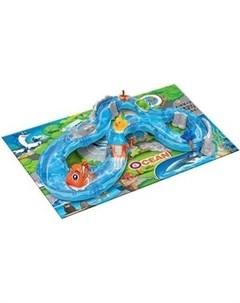 Детский водяной трек Ocean Park 74 детали 69904 Tld
