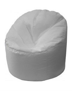 Кресло мешок Бмо14 белый Пазитифчик