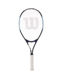 Ракетка для большого тенниса Tour Slam Lite Gr3 WRT30210U3 для любителей сине голубая Wilson