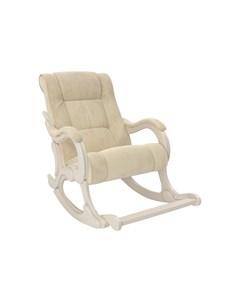Кресло качалка с подножкой Комфорт