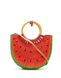 Сумка Basket Watermelon Serpui