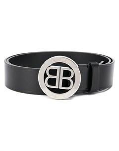 Ремень с логотипом BB Balenciaga