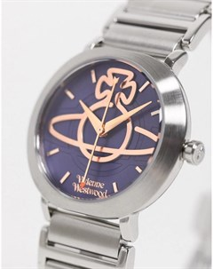 Часы с логотипом на циферблате Clerkenwell Vivienne westwood