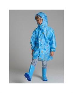 Плащ дождевик для мальчика 12112356 Playtoday