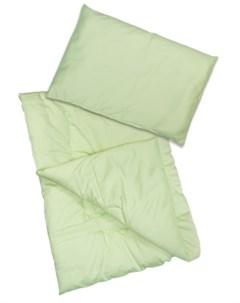 Комплект Алоэ одеяло и подушка Сонный гномик