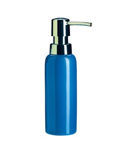 Дозатор для жидкого мыла Nina синий Kleine wolke