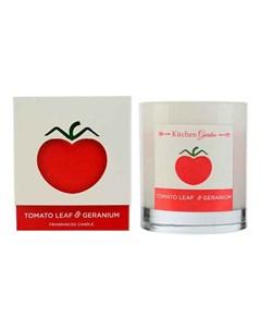 Свеча ароматическая Вкусный сад Томатный лист и герань Wax lyrical