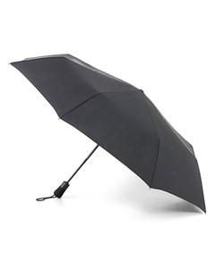 Зонт мужской купол 125см черный Fulton