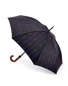 Зонт мужской купол 106см черный Fulton