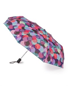 Зонт женский PingPong купол 98см многоцветие Fulton