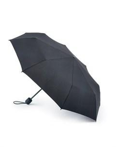 Зонт мужской купол 100см черный Fulton