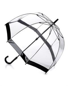 Зонт женский Birdcage купол 89см прозрачный Fulton