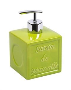 Дозатор для жидкого мыла Savon De Marseille киви Spirella