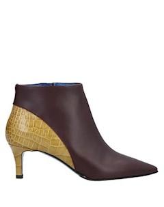 Полусапоги и высокие ботинки Le fabian