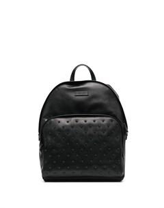 Рюкзак с декором Medusa Versace