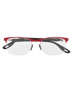 Очки Ferrari в квадратной оправе Ray-ban®