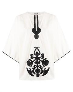 Топ кимоно с вышивкой Bazar deluxe
