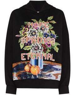 Худи Hope Spring Eternal с пайетками Ashish
