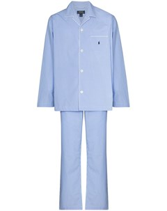 Пижама в клетку гингем Polo ralph lauren