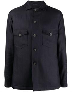 Куртка рубашка на пуговицах Tagliatore