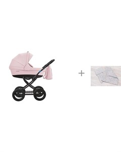 Коляска Cocoline 18 Prima 2 в 1 с комплектом AmaroBaby Mommy Star Радуга Aroteam