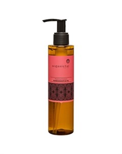 Шампунь для волос Гранат и инжир 200 мл Organic tai