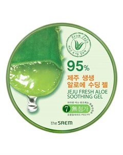 Гель с алоэ Jeju Fresh Aloe Soothing Gel 99 The saem