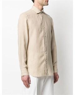 Рубашка на пуговицах Finamore 1925 napoli