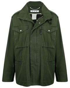 Куртка с капюшоном и логотипом Arrows Off-white