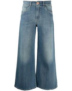 Укороченные джинсы широкого кроя Nenah®