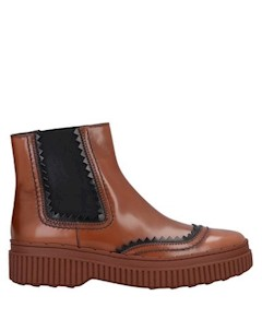 Полусапоги и высокие ботинки Tod's