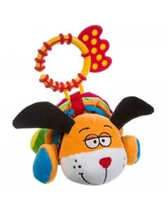 Подвесная игрушка Развивающая Собака гармошка Bondibon