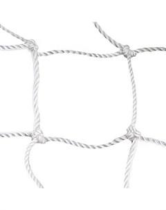 Сетка хоккейная любительская FS H 2 0 нить 2 мм полипропилен ПП цвет белый Nobrand