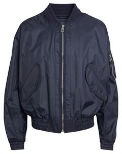 Легкая непромокаемая куртка бомбер Burberry