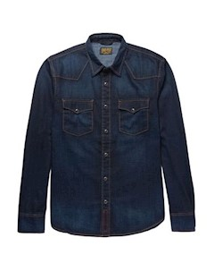 Джинсовая рубашка Jean shop