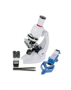 Игровой набор Микроскоп Школа учёного ZY838026 R Играем вместе