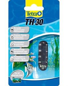 Tec Th30 Тетра точный жидкокристаллический термометр для аквариума 1 шт Tetra