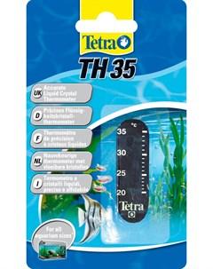 Tec Th35 Тетра точный жидкокристаллический термометр для аквариума 1 шт Tetra