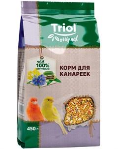Original корм для канареек 450 гр Триол