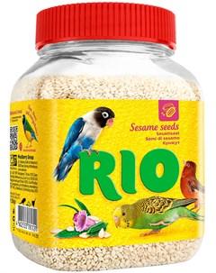 Лакомство для всех видов птиц кунжут 250 гр Rio