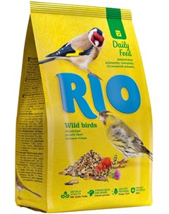 Wild Birds Рио корм для лесных птиц 500 гр Rio