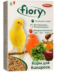 Canarini Фиори корм для канареек 400 гр Fiory