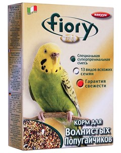 Oro Mix Cocory Фиори корм для волнистых попугаев 400 гр Fiory