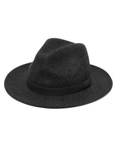 Шляпа федора Bronson Allsaints